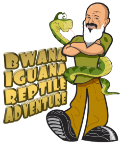 Bwana Iguana Reptile Adventure--Wednesday, July 17th