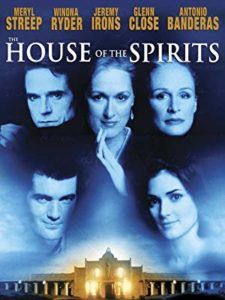 Movie night--The House of the Spirits--Wednesday, January 16th at 5:30pm